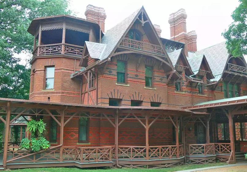 Фототур по дому Марка Твена в Коннектикуте, изображение №1