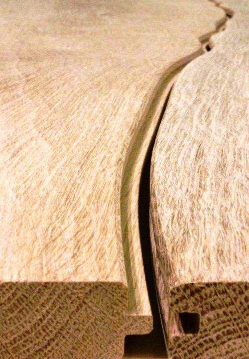Необычные деревянные полы Bolefloor