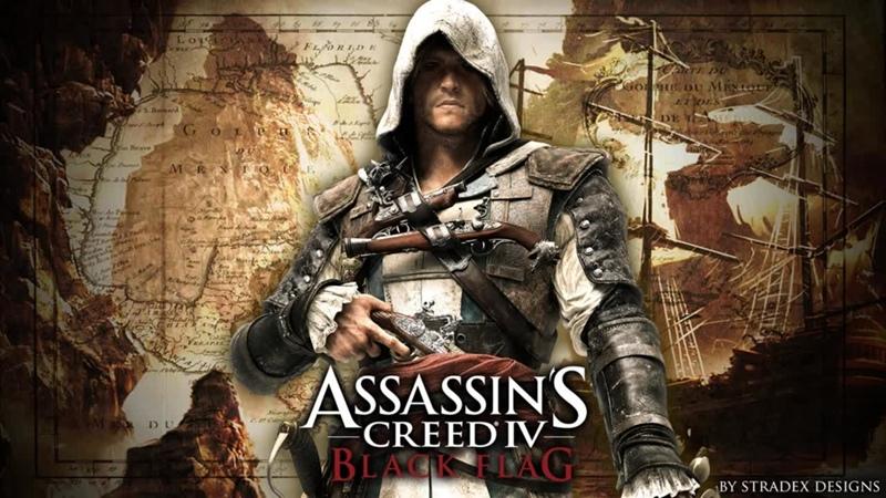 Assassin's Creed IV Black Flag Часть 59 Охота на тамплиеров Марон