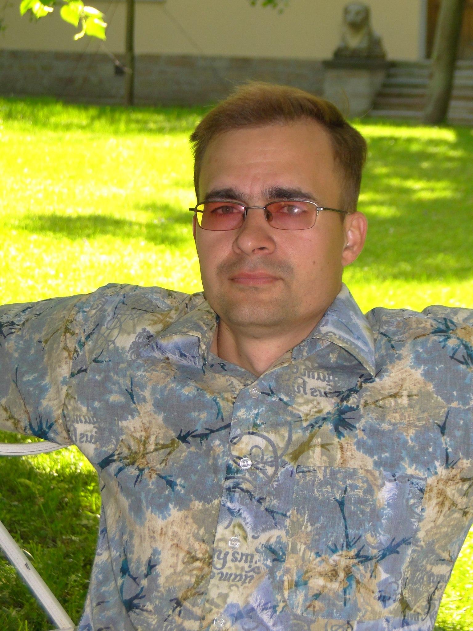 Виталий, 40, Saint Petersburg