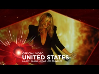 Ferovision Song Contest 3 - United States - Lauren Alaina - Road Less Traveled - Official Video