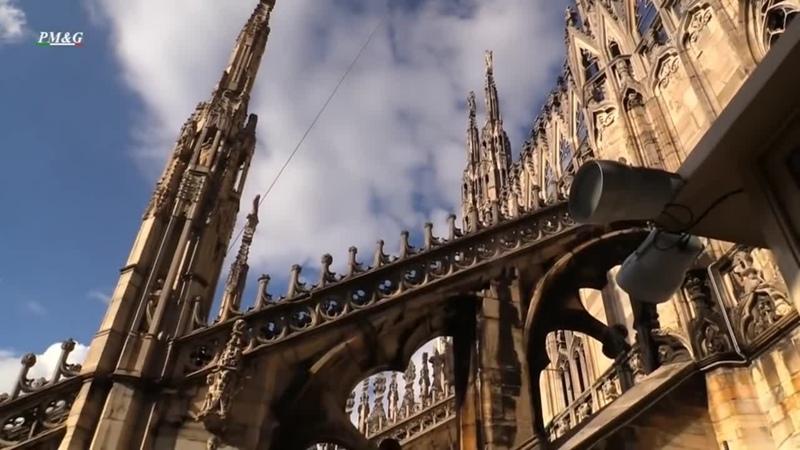 30 Duomo di Milano The Cathedral of Milan Красота которая была везде