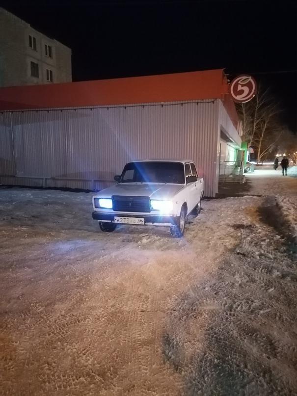 Купить ваз 21074 белого цвета Двигатель   Объявления Орска и Новотроицка №13947