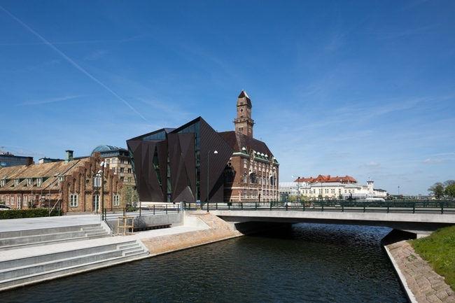 Всемирный морской университет вМальмё