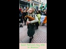 Saint Patricks Day 2021 in Moscow