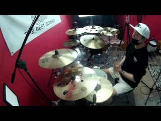 Centent Cymbals Demo by South Korea CententPlayer Mr Ho Jae Lee