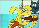 Пёс Кот и Польский 1972 полнометражный мультфильм советский дубляж ВХС с участием Андрей Миронов