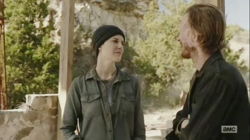 Бойтесь ходячих мертвецов 6 сезон 11 серия Алиша Кларк и Алфия 7
