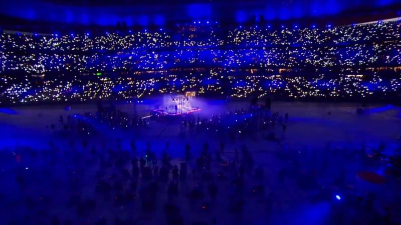 Rockin'1000 full concert at Stade de France Paris 2019