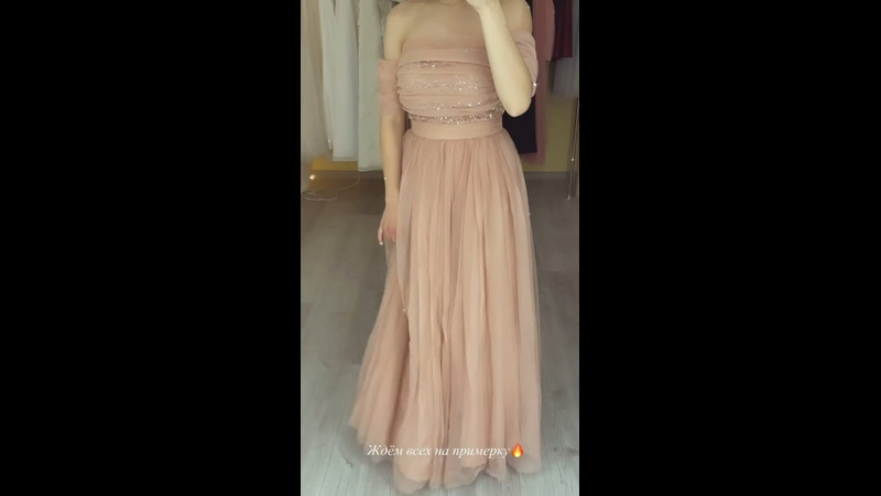Вечернее платье 5