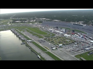 Chopper camera - Daytona Road Course - Round 19 - 2020 NASCAR XFINITY Series