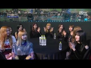 170222 GFRIEND Cut @ 6th Gaon Chart Music Awards