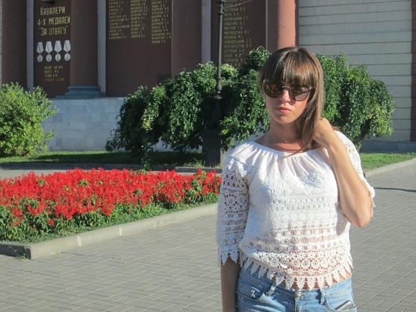Ксюша Богданець, Рокитное, Украина