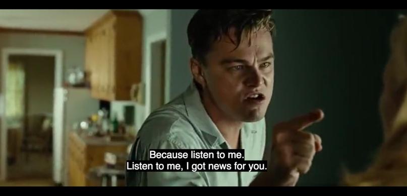 «У меня для тебя новость!», или неявная языковая интерференция в переводе кино, изображение №1