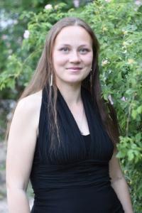 Люся Собянина-Литвинова