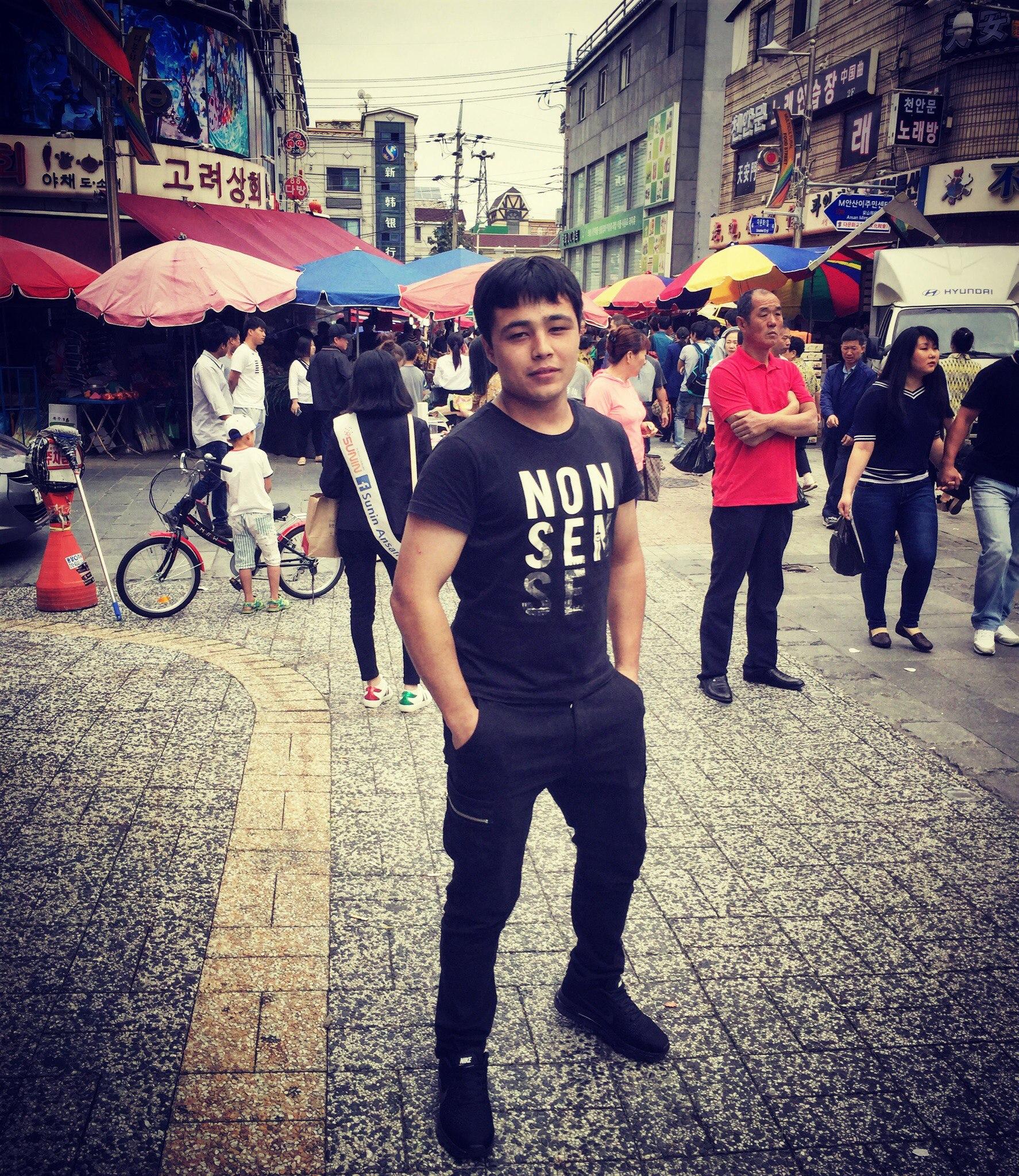 Zayrbeck, 25, Shymkent