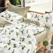 Комплект постельного белья Asabella 277, размер 1,5-спальный