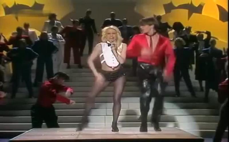 Heather Parisi - Maniac (Flashdance) 1984