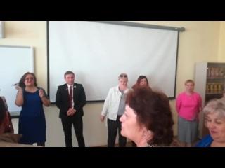 Мастер-класс с представителями образовательных организаций области