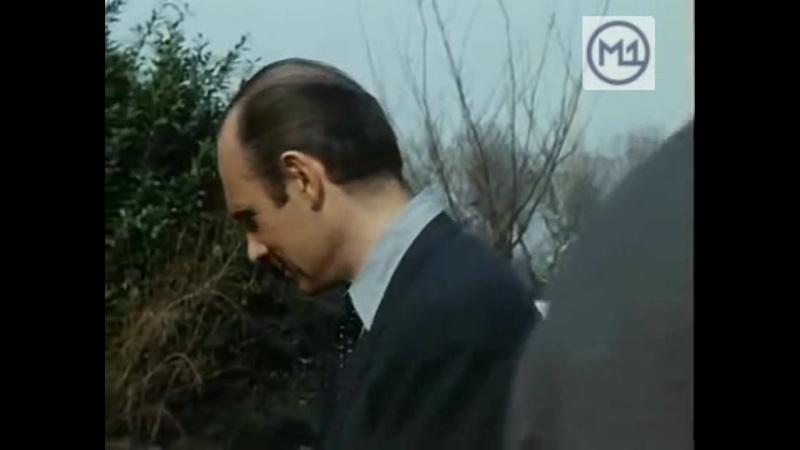 Нестор Бурма 1 сезон 1 серия Мертвые тоже говорят 1991 Канал М1