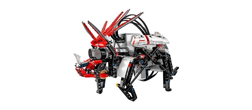 Базовые проекты Lego Mindstorms EV3, изображение №9