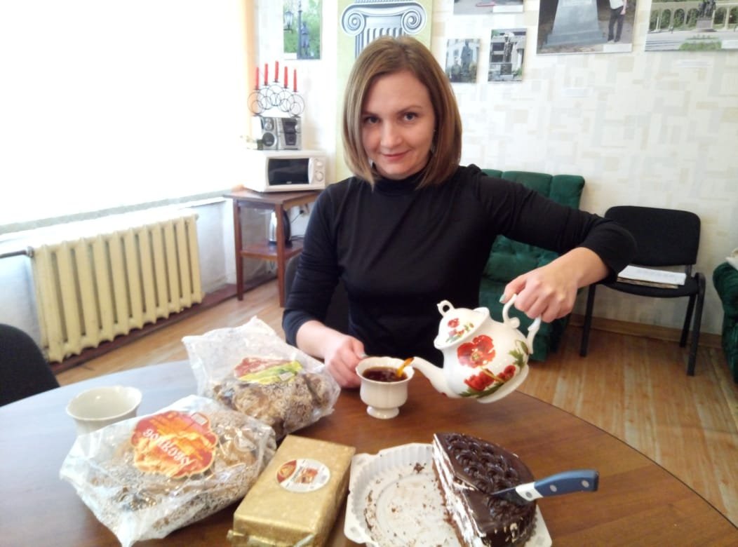 Рыхленко Ольга