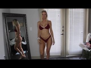Bikini Haul_Review_ Tall Girl Edition (Amazon, Target, Forever 21)