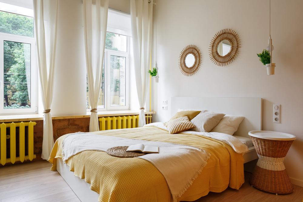 Бюджетный ремонт маленькой квартиры-студии 18,5 м в Санкт-Петербурге.