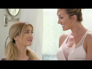 Brett Rossi, Jane Wilde - You'll Love My Daughter (12.10.2018) #Pussy #Licking, #Big #Tits, #Blonde, #MILF, #Shower, #Body #Mas