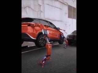 Вау, это круто 🚗 🚗 😲 Автомобиль будущего!