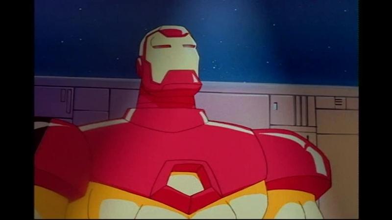 Сезон 02 Серия 03 Железная тюрьма Железный человек 1994 1996 Iron Man Cell of Iron