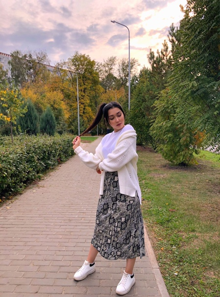 Аделина Мингазова, Казань, Россия