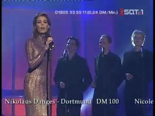 Sandra - Forever (Stars 2001 - Die Aidsgala, SAT 1, )