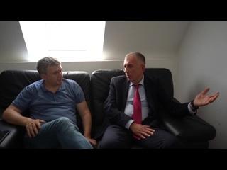 Распад Украины: посол Украины предлагает организовать небольшой геноцид жителей Донбасса