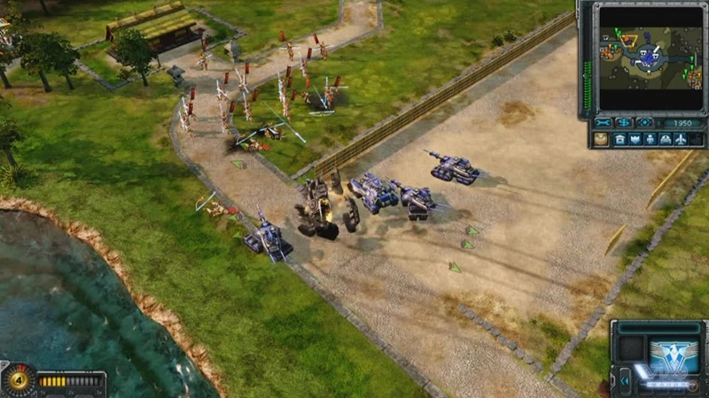 Command Conquer Red Alert 3 — Uprising (май 2009)