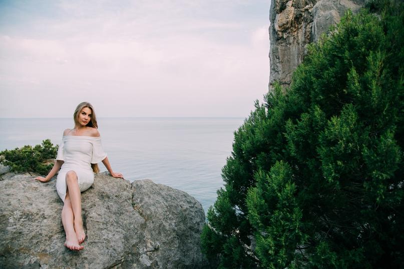 Индивидуальная фотосессия в Симеизе - Фотограф MaryVish.ru