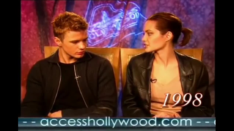 Outspoken Angelina Jolie Access Hollywood
