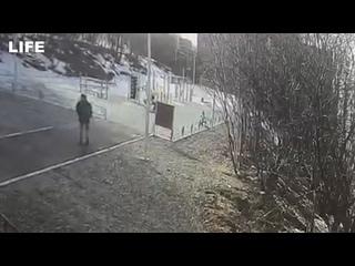 В Мурманске мужчина напал на школьниц