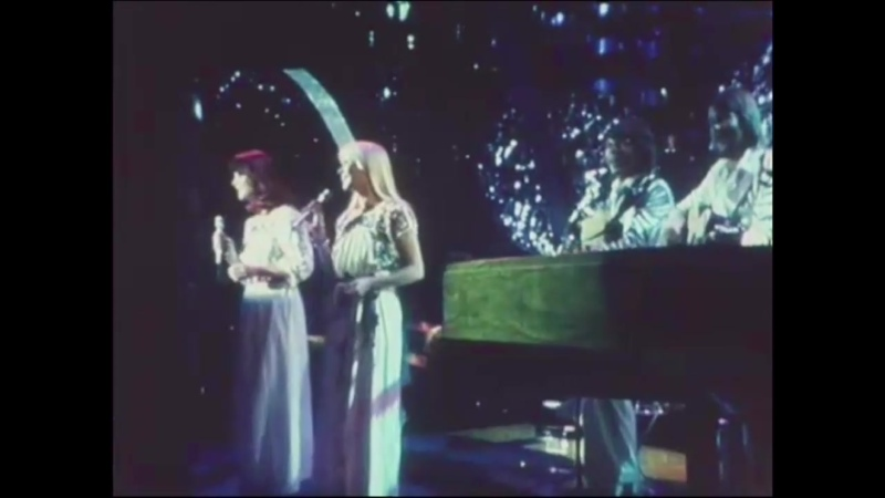 ABBA Schiphol Dutch TV 8 December 1976 RESTORED and REMASTERED NEW RARE FOOTAGE