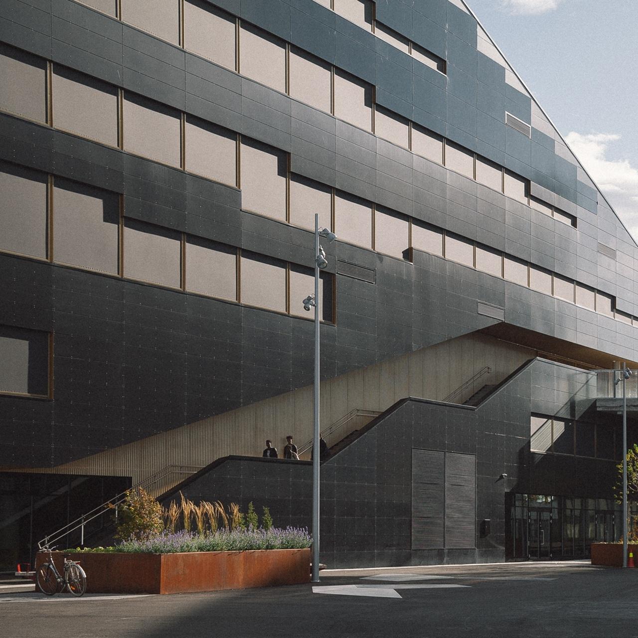 Powerhouse Brattørkaia (2012-2019) от архитектурного бюро Snøhetta