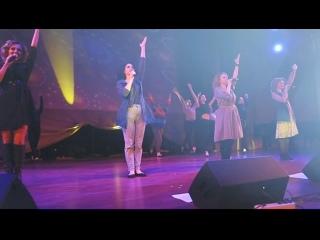 "Группа ""МАЛАХИТ"" backstage and concert video"