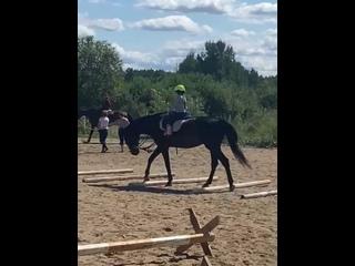 Video by Верховая езда! Пони клуб SunnyPony1! Фотосессия!