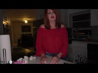 Сочный орешек - MILF [2020, All Sex, Blonde, Tits Job, Big Tits, Big Areolas, Big Naturals, Blowjob]