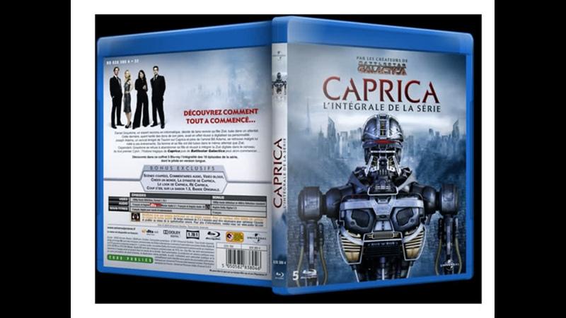 🎥 Каприка Caprica 8 12 серии 2009 10 HD