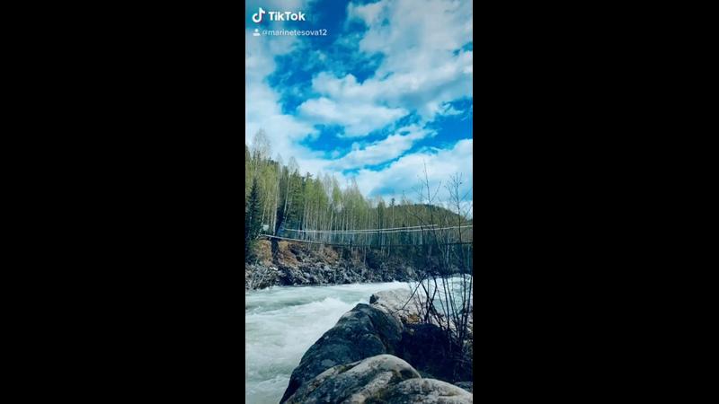 Видео от Марии Нетесовой