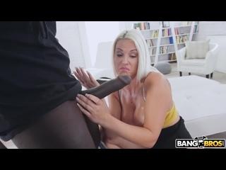 [BangBros] Blanche Bradburry - Her First Anal Monster Cock