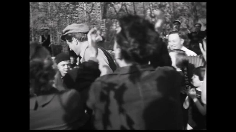 Jean Gabin Raymond Cordy Fernand Charpin La Belle Équipe 1936