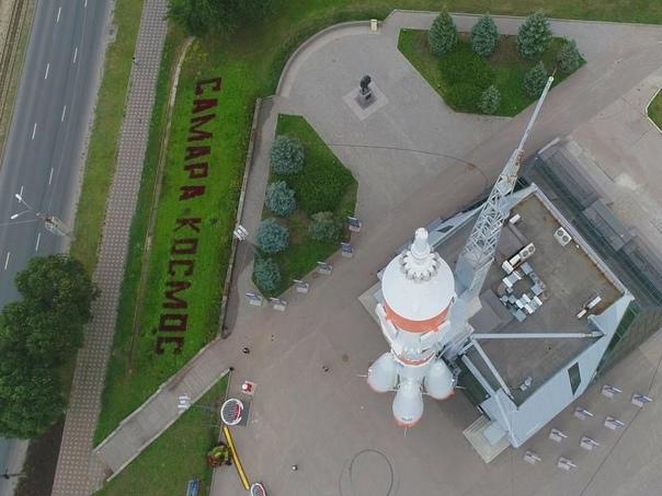 Самарскую ракету-носитель «Союз» показали изнутриЭтим лет...