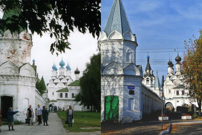 1990-е / 2020 гг. (Фото ДО Д. Казаков), Муром
