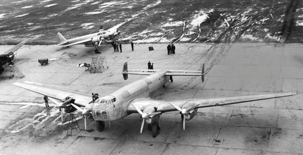 Второй опытный самолет Ju.89V2